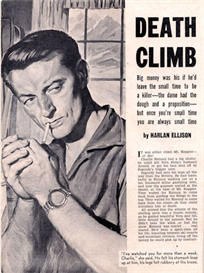 Harlan Ellison's Death Climb (1957) | eBooks | Fiction
