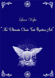 luca volpe - the ultimate chair test routine act