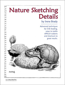 Nature Sketching Details | eBooks | Arts and Crafts
