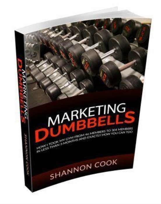 First Additional product image for - Marketing Dumbbells Book