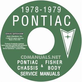 1978-1979 Pontiac Shop Manuals & Fisher Body Manuals | eBooks | Automotive