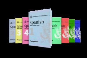 Platiquemos Spanish, Level 5 | Audio Books | Languages