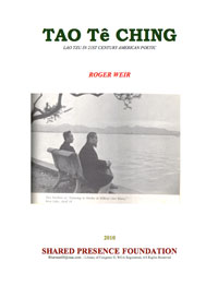 tao te ching - translation - roger weir