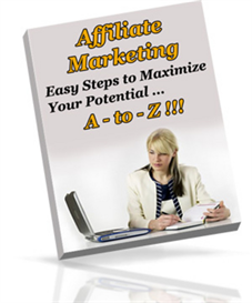 affiliate marketing a to z - new ebook with plr