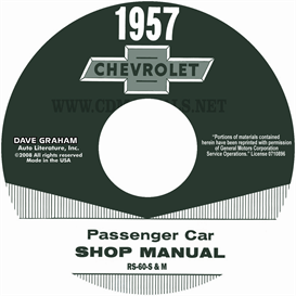 1957 chevrolet shop manual