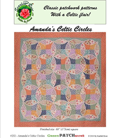 amanda's celtic circles