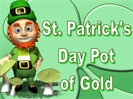Pot of Gold St. Patrick's Day Powerpoint (Tricky Word Pairs) | Other Files | Documents and Forms