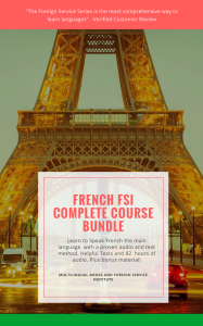 fsi french course digital edition, level 1