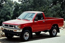 1992 toyota pickup mvma