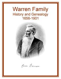Warren Family History and Genealogy | eBooks | History