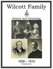 wolcott family history and genealogy