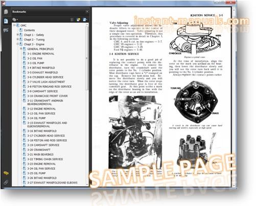 omc stern drive manual pdf