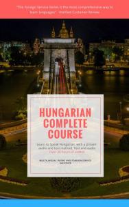 FSI Hungarian Basic Course | eBooks | Education