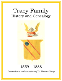 tracy family history and genealogy