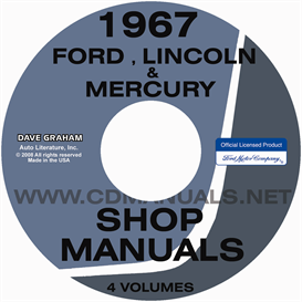 1967 ford shop manual galaxie ltd monterey park lane t-bird