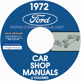 1972 Ford. Lincoln, Mercury Shop Manuals All Models | eBooks | Automotive