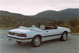 1985 Ford Mustang MVMA | eBooks | Automotive
