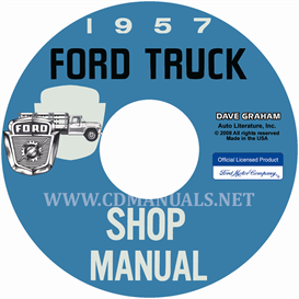 1957 Ford Truck Shop Manual | eBooks | Automotive