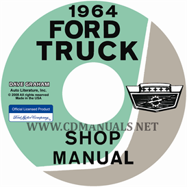 1964 Ford Truck Shop Manual | eBooks | Automotive
