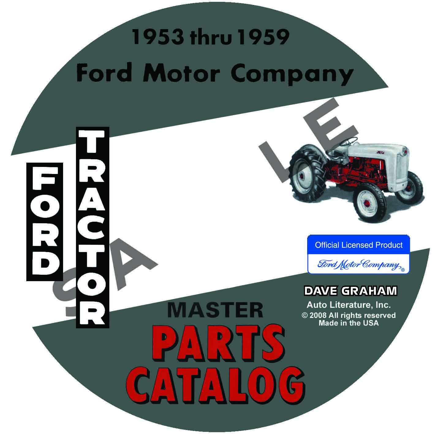 ford master parts catalog download