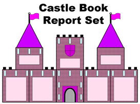 castle book report set