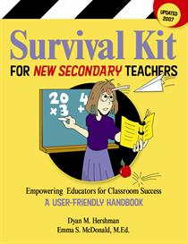 survival kit for new secondary teachers