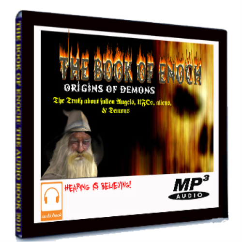 Third Additional product image for - The Book of Enoch: Origins of Demons (Audio Book)