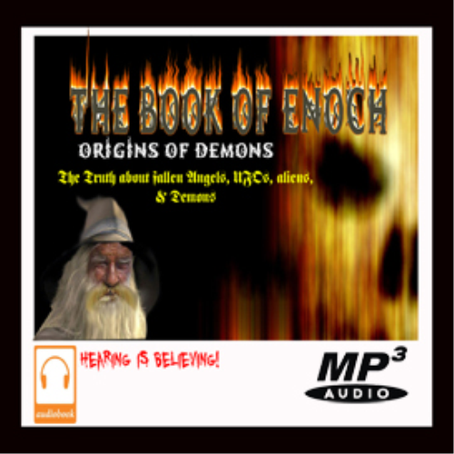 Fourth Additional product image for - The Book of Enoch: Origins of Demons (Audio Book)