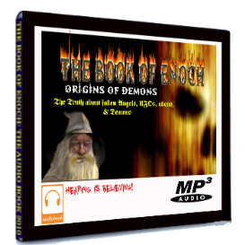 the book of enoch: origins of demons (audio book)