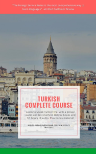 fsi turkish digital edition, level 1