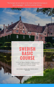 fsi swedish basic course, digital edition
