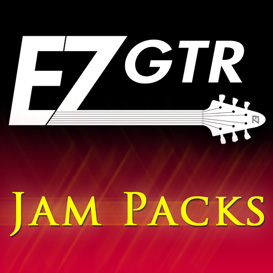 7 positions of the e major scale_complete jam pack