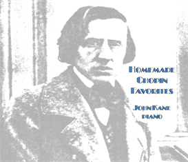 homemade chopin favorites polonaise in a major (