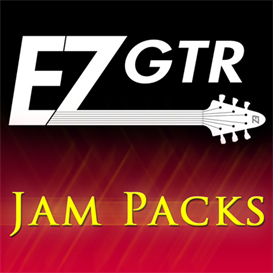 7 positions of the e major scale_easy jam pack