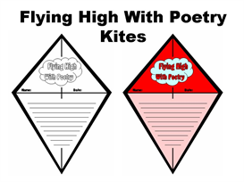 kites:  flying high with poetry set