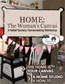 home: a woman's canvas audio instructional download