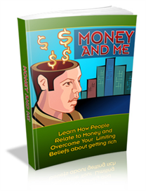 money and me ebook resell rights