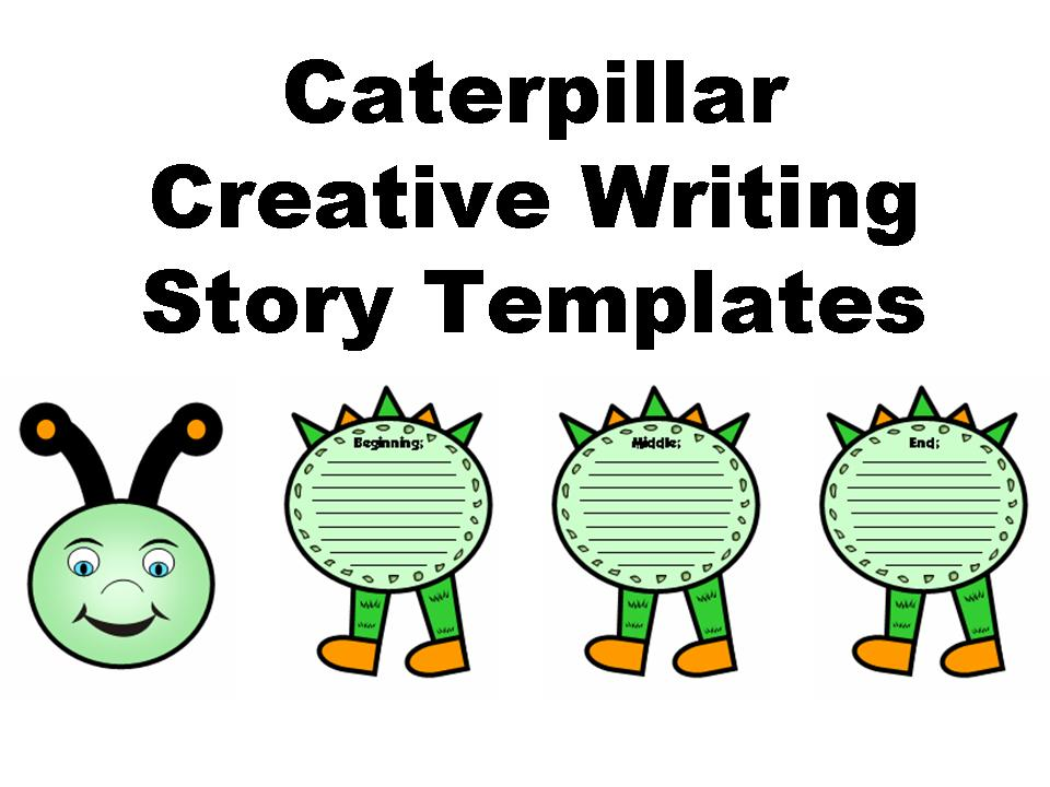 caterpillar creative writing story templates other files