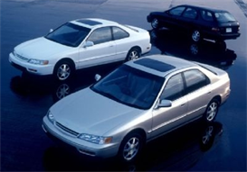 1994 honda accord mvma