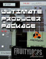 Ultimate Producer Package | Software | Add-Ons and Plug-ins