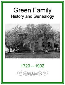 Green Family History and Genealogy | eBooks | History