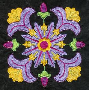 fantasy applique machine embroidery collection hus