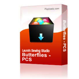 Butterflies Collection PCS | Other Files | Arts and Crafts