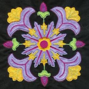 fantasy applique machine embroidery collection exp