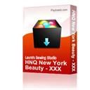 HNQ New York Beauty - XXX | Crafting | Embroidery