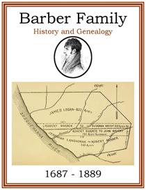 Barber Family History and Genealogy | eBooks | History