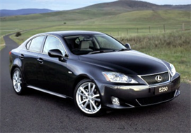 2006 lexus is250 is350 mvma