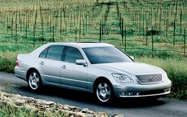 2006 lexus ls430 mvma
