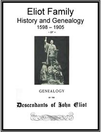 Eliot Family History and Genealogy | eBooks | History