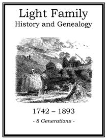 Light Family History and Genealogy | eBooks | History